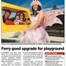 StarDust Kids Fairy At Manly Park Opening