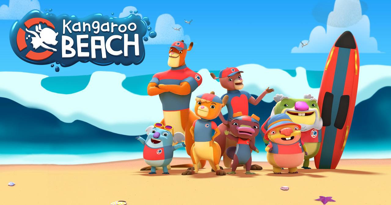 Kangaroo Beach Party