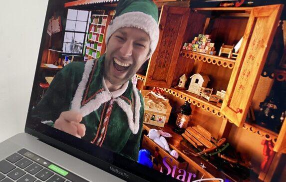 Christmas Virtual Kids Workshops