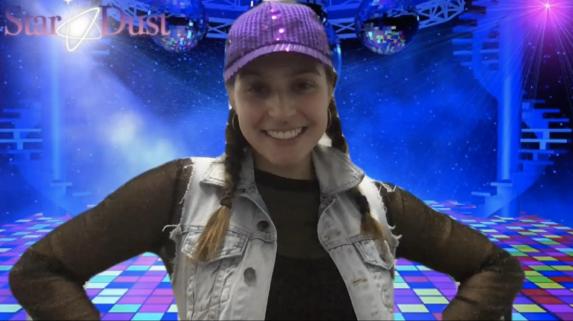 disco virtual kids party